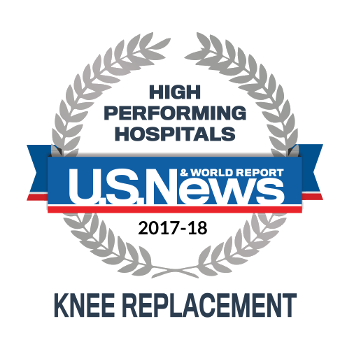 WSO Knee Replacement Award
